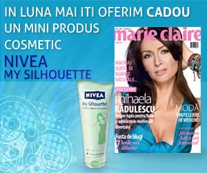 Promo cadou Marie Claire: Nivea My Silhouette :: Mai 2009