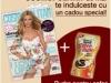Crema pudra pentru cafea Coffee-Mate Rich & Creamy, cadou la revista Cosmopolitan :: Mai 2009