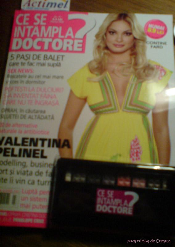 Ce se întâmplă, Doctore? :: Valentina Pelinel :: Martie 2009