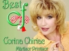 Corina Chiriac :: CD Best of - Martisor Printisor :: cadou la revista Felicia din 26 februarie 2009