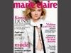 Coperta revistei Marie Claire Romania, Noiembrie 2008