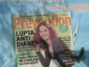 Promo revista Prevention Romania, Noiembrie 2008