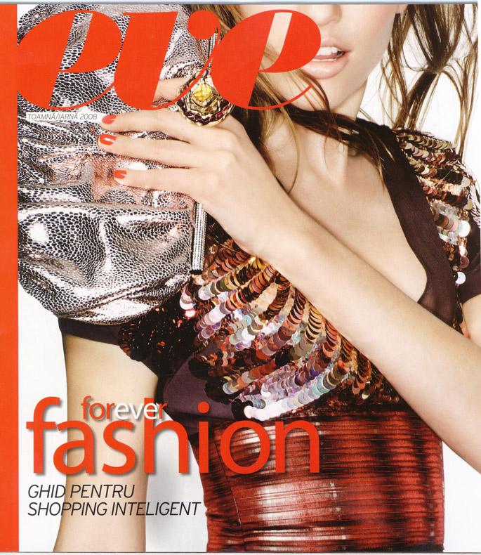 Suplimentul EVE Forever Fashion Toamna - Iarna 2008 / 2009