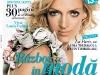 Beau Monde ~~ Cover girl Uma Thurman ~~ Septembrie 2009