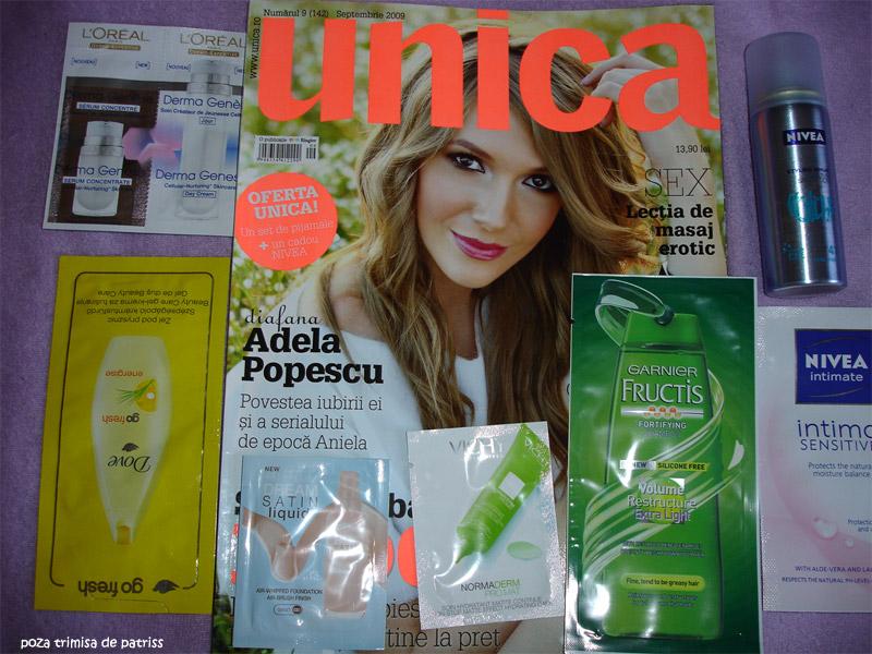Unica :: Adela Popescu :: Mostre :: Septembrie 2009