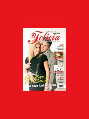 Felicia ~~ Coperta: Oana Turcu si Cristi Brancu ~~ 11 Februarie 2010