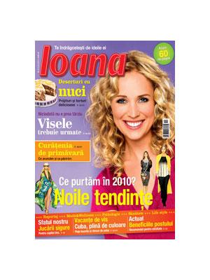 Ioana ~~ nr. 7 ~~ 25 Martie 2010