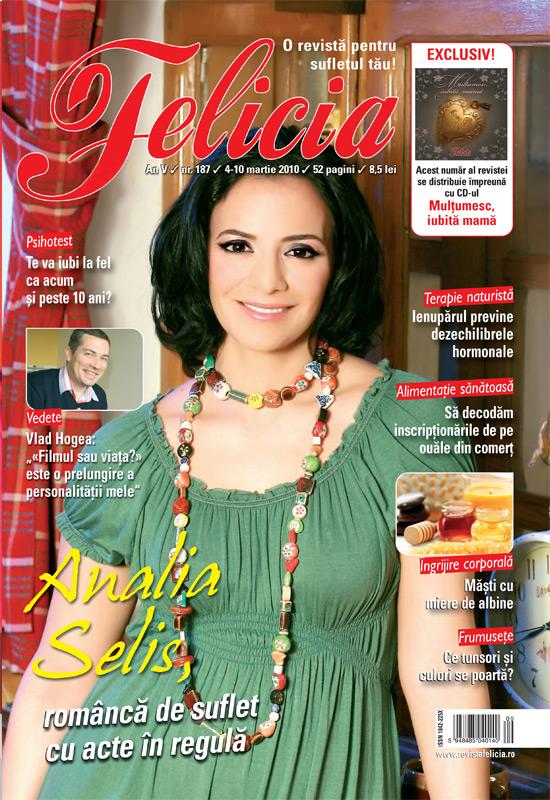 Felicia ~~ Analia Selis ~~ 4 Martie 2010