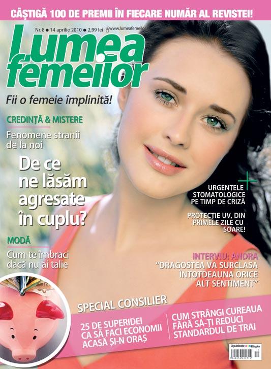 Lumea femeilor ~~ 14 Aprilie 2010