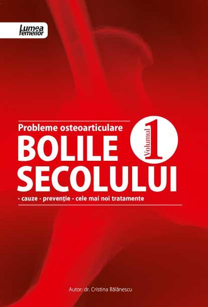 Lumea Femeilor ~~ Bolile secolului ~~ volumul 1: probleme osteoarticulare ~~ 12 Mai 2010