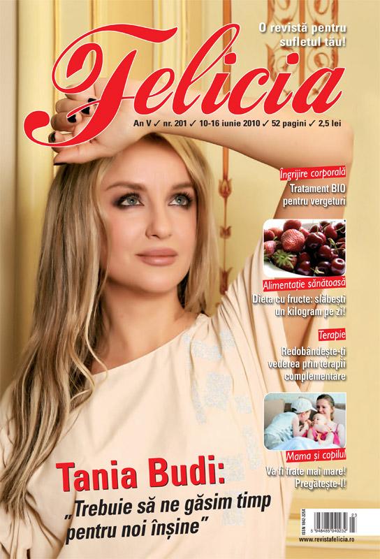 Felicia ~~ Tania Budi ~~ 10 Iunie 2010