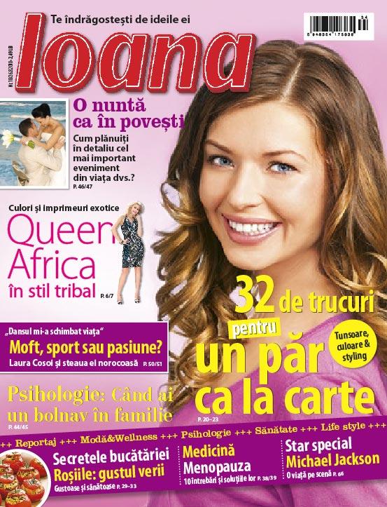 Ioana ~~ Numarul 18 ~~ 26 August 2010
