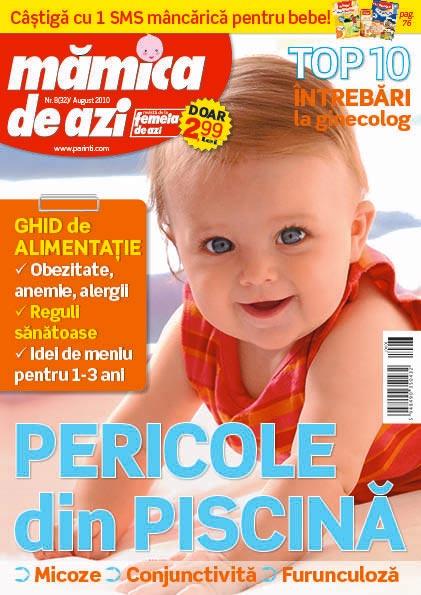 Mamica de azi ~~ August 2010