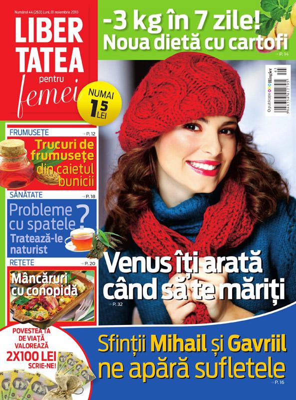 Libertatea pentru femei ~~ 1 Noiembrie 2010