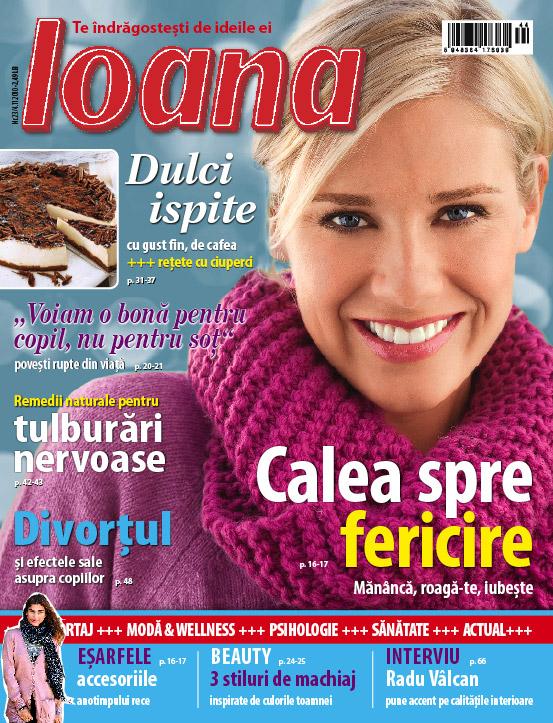 Ioana ~~ numarul 23 ~~ 4 Noiembrie 2010