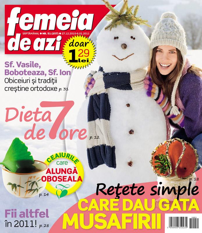 Femeia de azi ~~ 27 Decembrie 2010