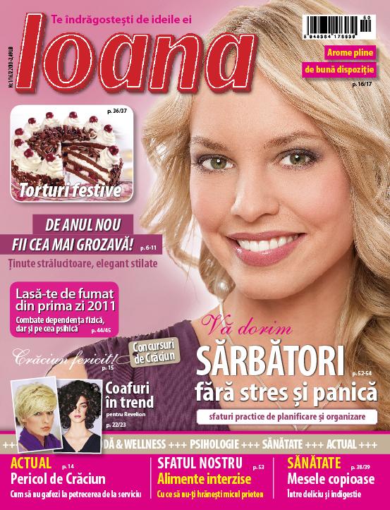 Ioana ~~ numarul 1 ~~ 16 Decembrie 2010
