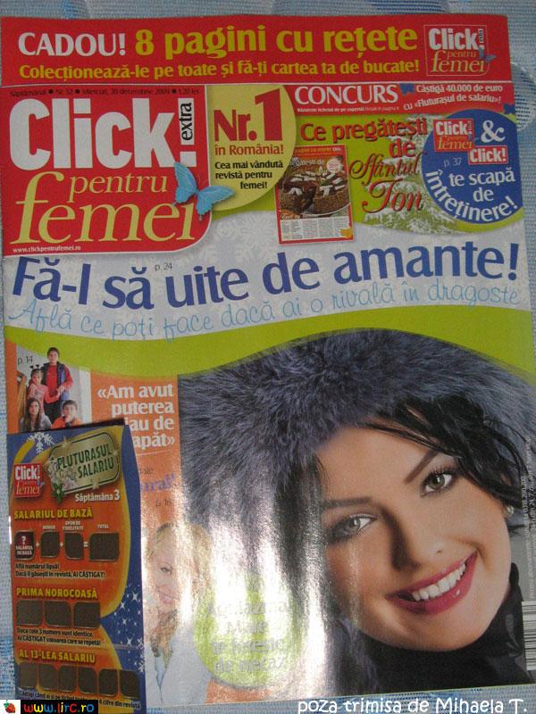 Click pentru femei ~~ 30 Decembrie 2009