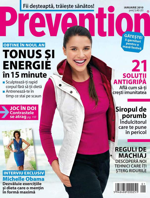 Prevention ~~ Ianuarie 2010