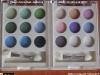 Seturi farduri in trei combinatii de culori, cadou la Joy de Ianuarie 2010
