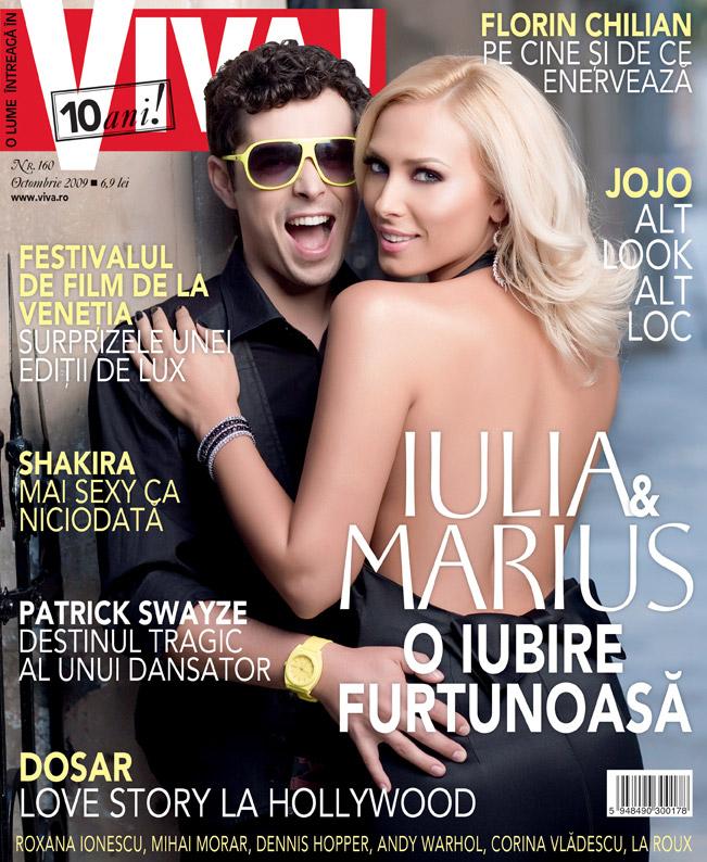 Viva! ~~ Iulia Vântur & Marius Moga ~~ Octombrie 2009