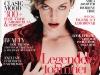 Harper's Bazaar Romania ~~ Milla Jovovich ~~ Toamna 2009