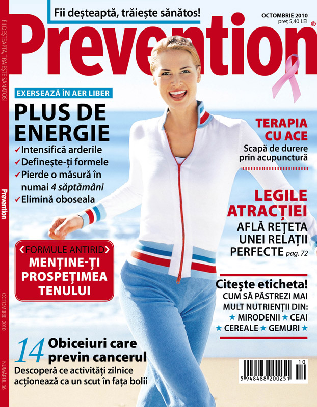 Prevention Romania ~~ Octombrie 2010