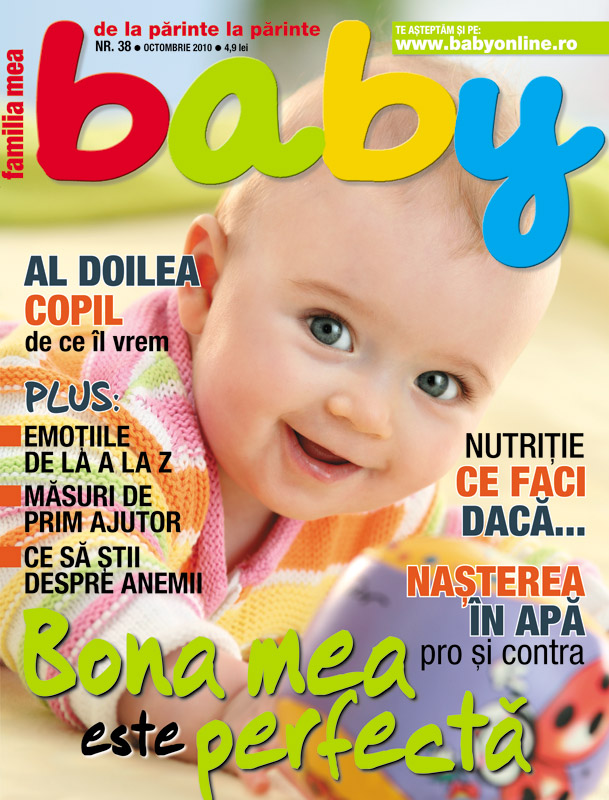 """Baby ~~ Contine cartica de povesti """"De ce o iubim pe Doamna Mar?"""" ~~ Octombrie 2010"""