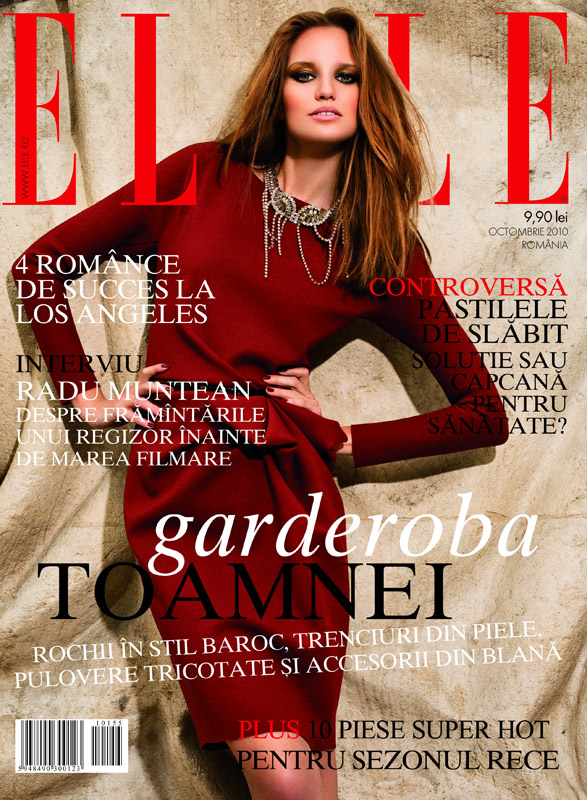 Elle ~~ Octombrie 2010