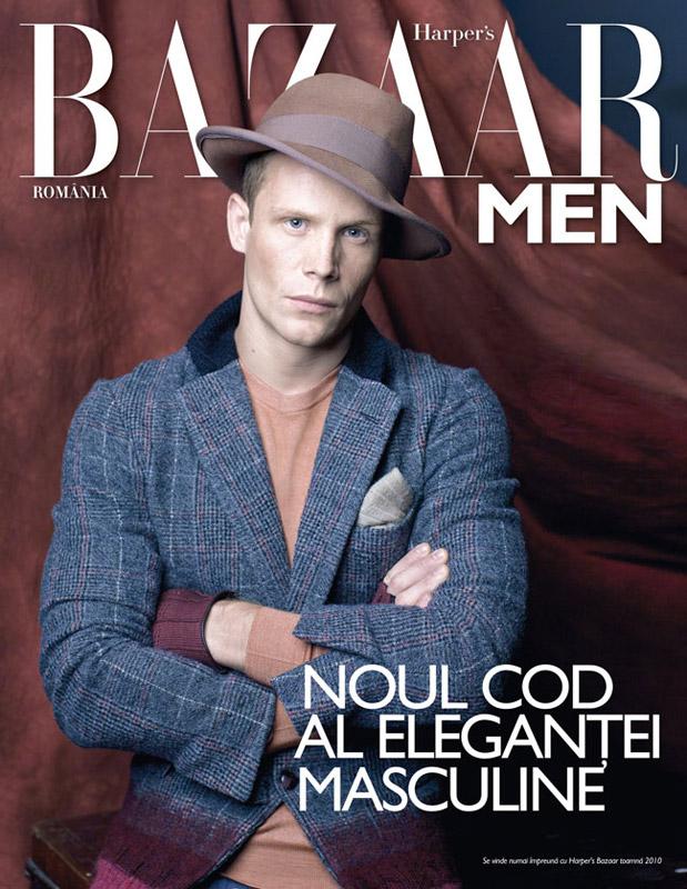 Suplimentul Harper\'s Bazaar Men ~~ Toamna 2010