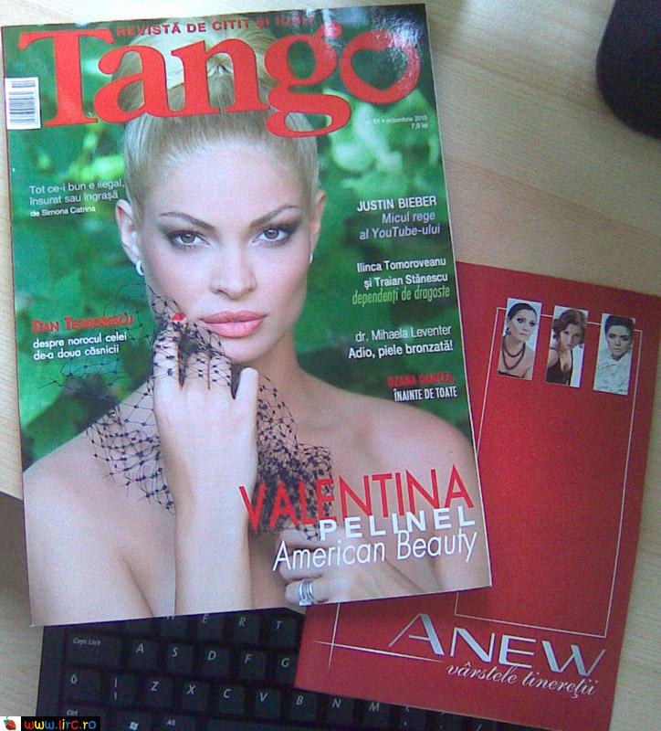 Tango ~~ Octombrie 2010