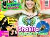 Popcorn ~~ Cover girl: Shakira ~~ Octombrie 2010
