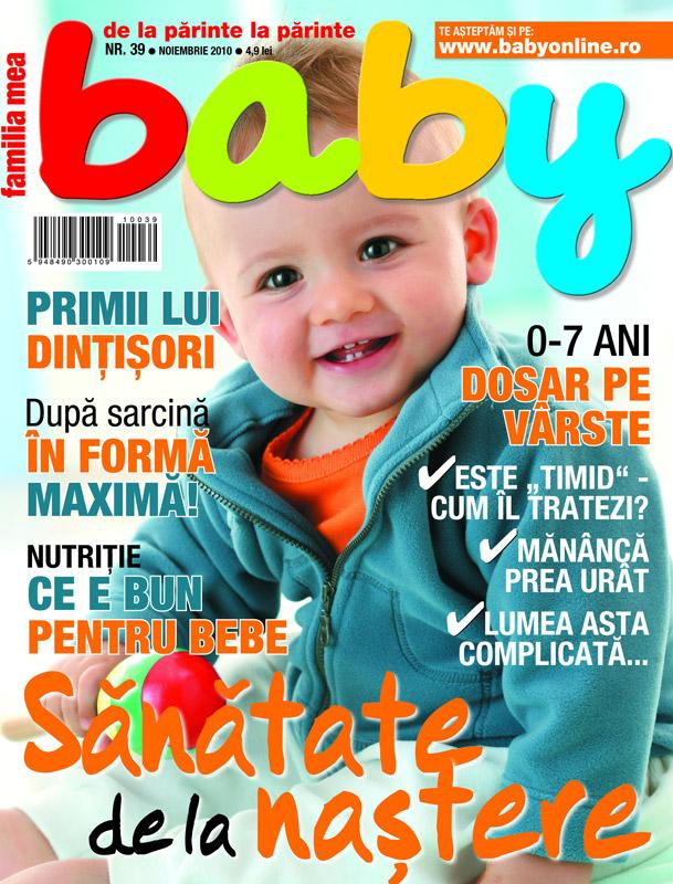 Baby ~~ Noiembrie 2010