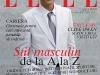Suplimentul Elle Man Romania ~~ Cover man: Clive Owen ~~ Noiembrie 2010