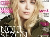 Marie Claire Romania ~~ Cover girl: Mary-Kate Olsen ~~ Noiembrie 2010