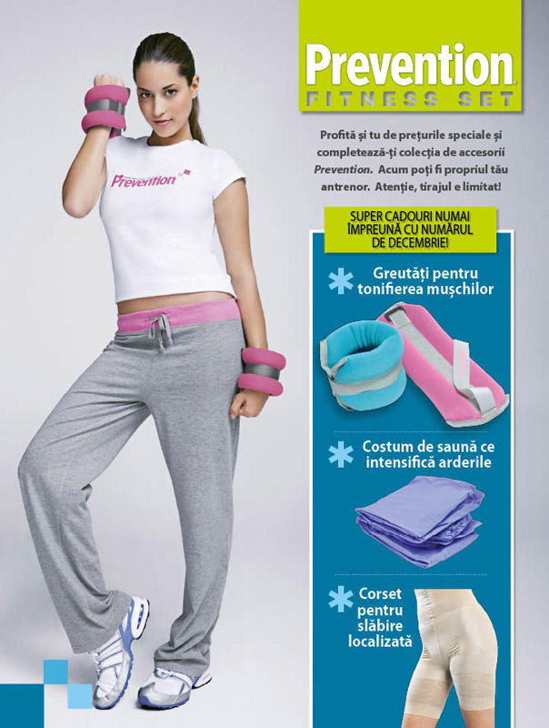 Promo cadouri Prevention de Decembrie 2010