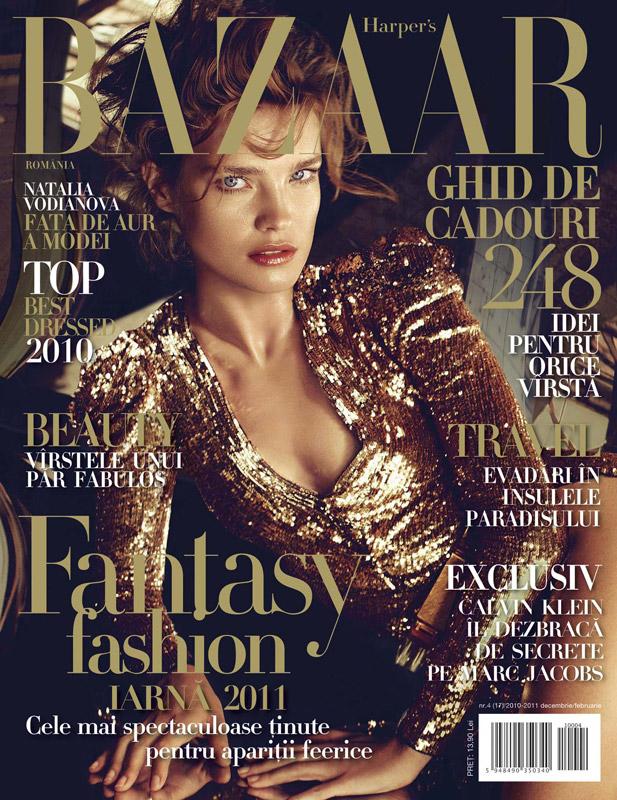 Harper´s Bazaar România ~~ Editia de iarna 2010-2011