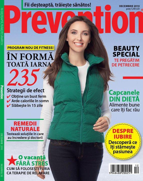 Prevention ~~ Decembrie 2010
