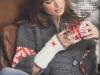 Burda Style ~~ Sugestie de purtare a manusilor fara degete (Pagina 64) ~~ Decembrie 2010