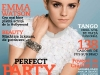Marie Claire Romania ~~ Cover girl: Emma Watson ~~ Decembrie 2010-Ianuarie 2011