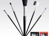 Promo setul de pensule pentru machiaj de la Marie Claire, editia Decembrie 2010