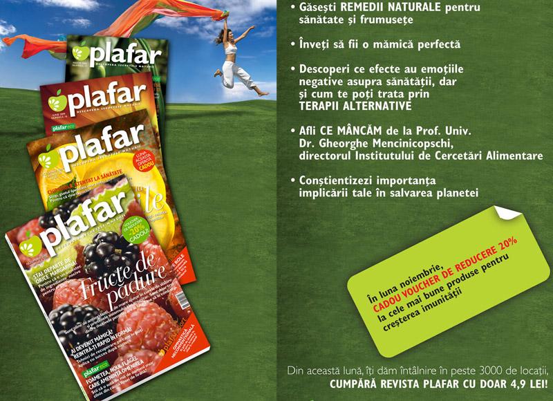 Promo revista Plafar