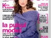 Glamour Romania ~~ Cover girl Keira Knightley ~~ Noiembrie 2009