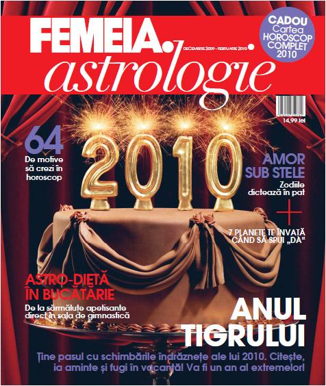 FEMEIA. Astrologie 2010