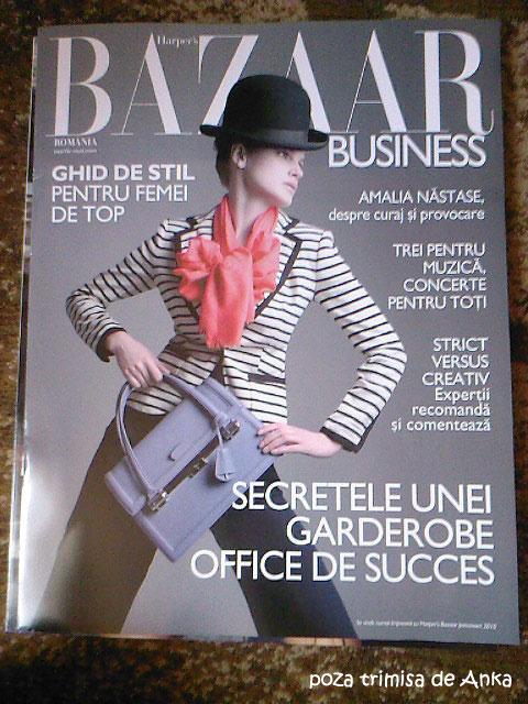 Suplimentul Harper\'s Bazaar Business ~~ Primavara 2010