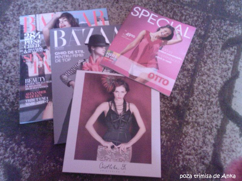 Harper\'s Bazaar Romania ~~ Suplimente ~~ Primavara 2010