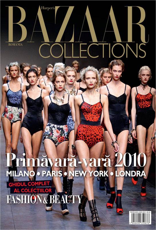 Harper's Bazaar Collections ~~ Primavara - Vara 2010