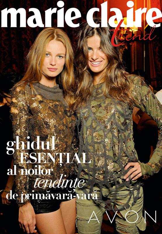 Supliment Marie Claire Trend ~~ Primavara - Vara 2010
