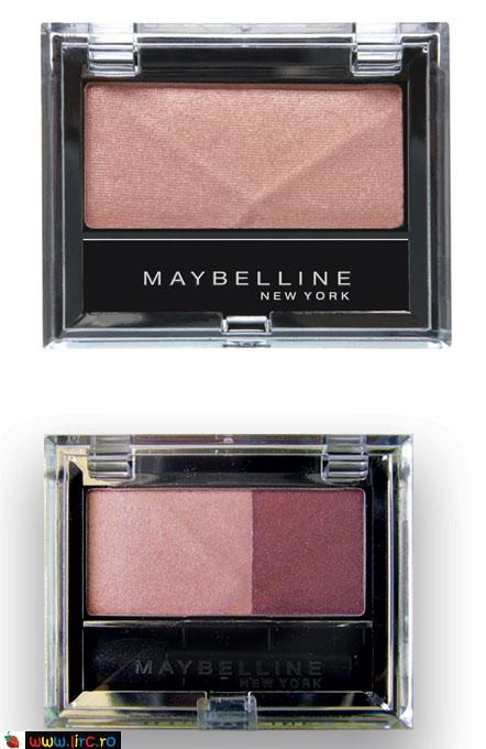 Farduri de pleoape Eye Studio de la Maybelline New York, mono si duo, cadou la Cosmopolitan in Martie 2010