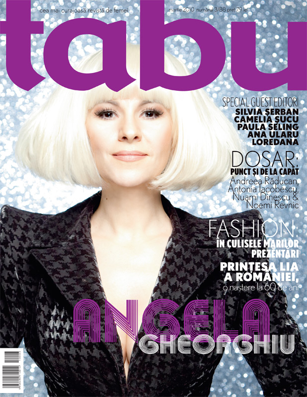 Tabu ~~ Angela Gheorghiu ~~ Martie 2010